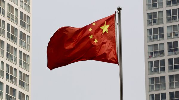 La bandera de China - Sputnik Mundo