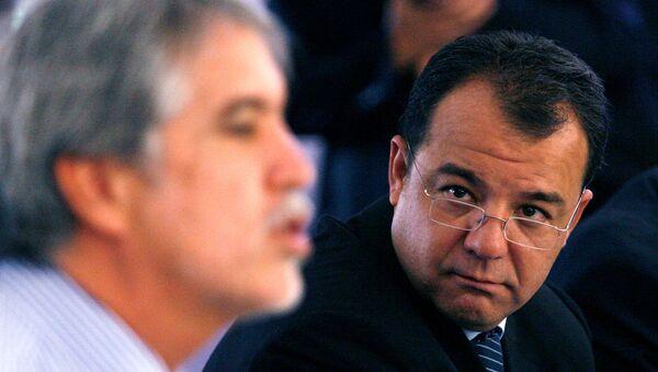 Sérgio Cabral, exgobernador de Río de Janeiro - Sputnik Mundo