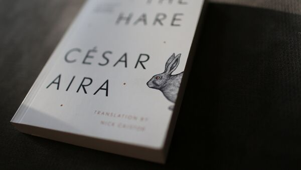 Libro de César Aira - Sputnik Mundo