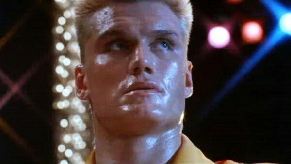 Iván Drago, boxeador soviético en la película 'Rocky IV' - Sputnik Mundo