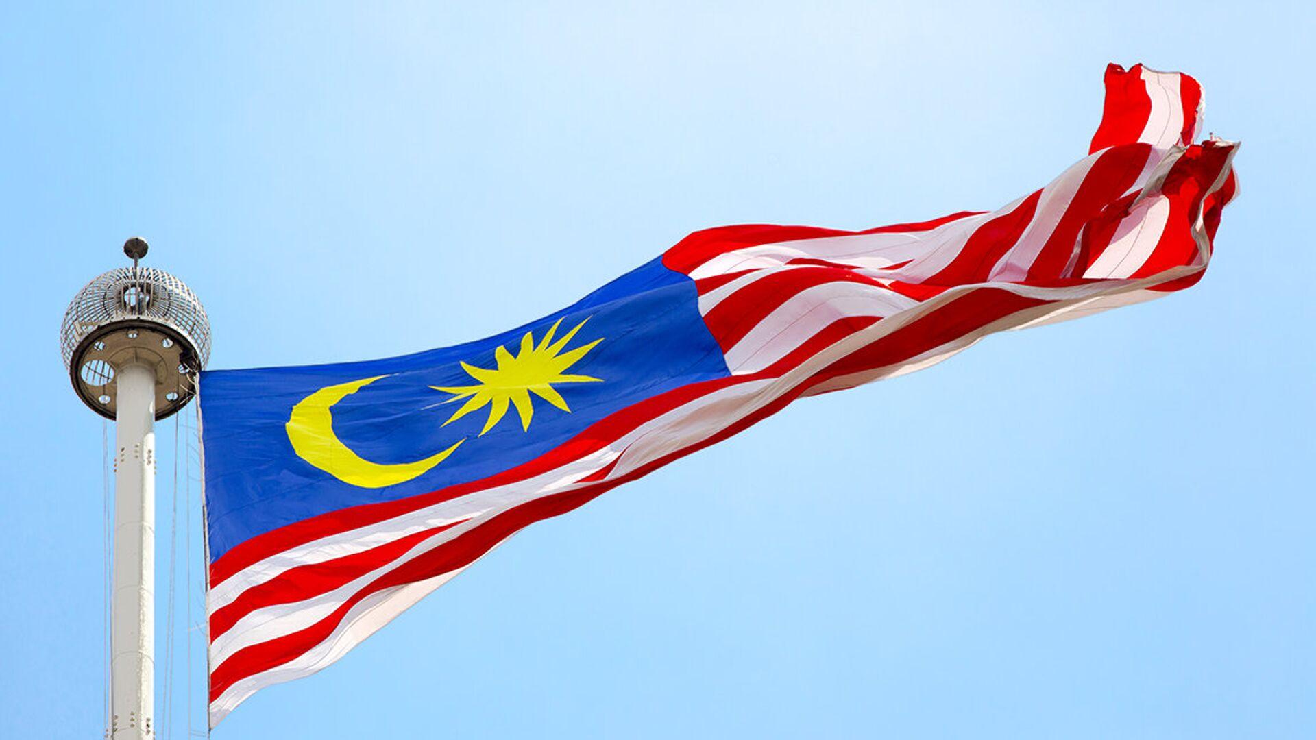 La bandera de Malasia - Sputnik Mundo, 1920, 05.10.2021