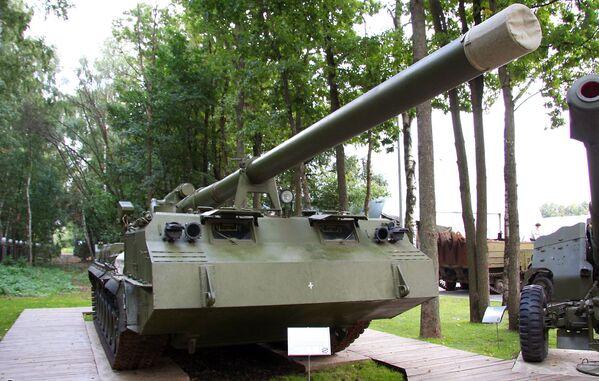 Las 10 mejores armas de las tropas de Misiles y Artillería de Rusia - Sputnik Mundo