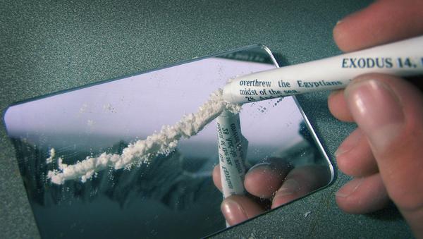 Cocaína - Sputnik Mundo