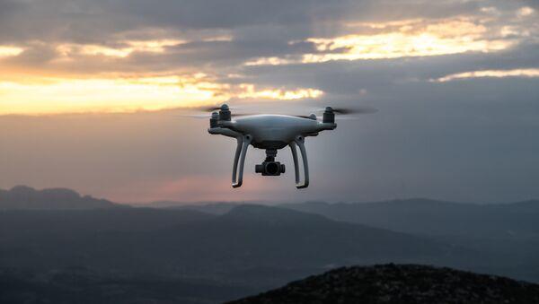 Dron - Sputnik Mundo