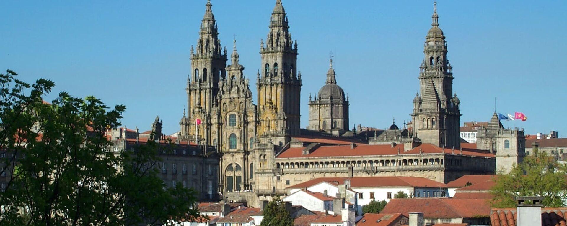 Santiago de Compostela - Sputnik Mundo, 1920, 15.09.2021