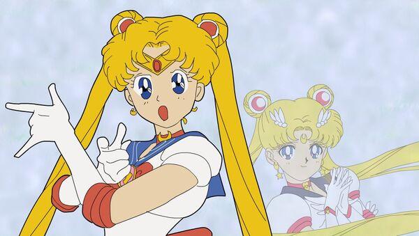 Sailor Moon - Sputnik Mundo