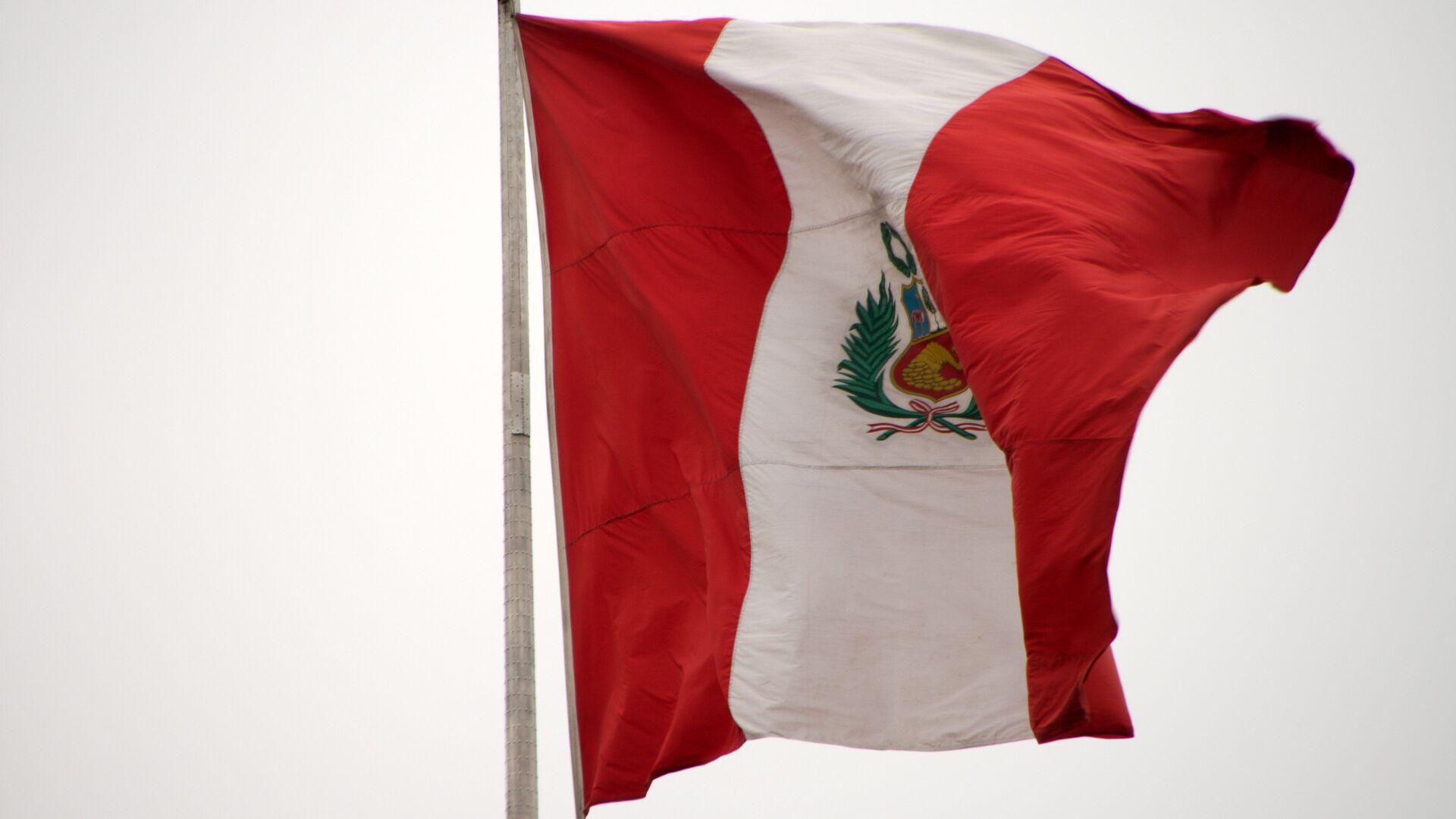 La bandera de Perú - Sputnik Mundo, 1920, 22.09.2021