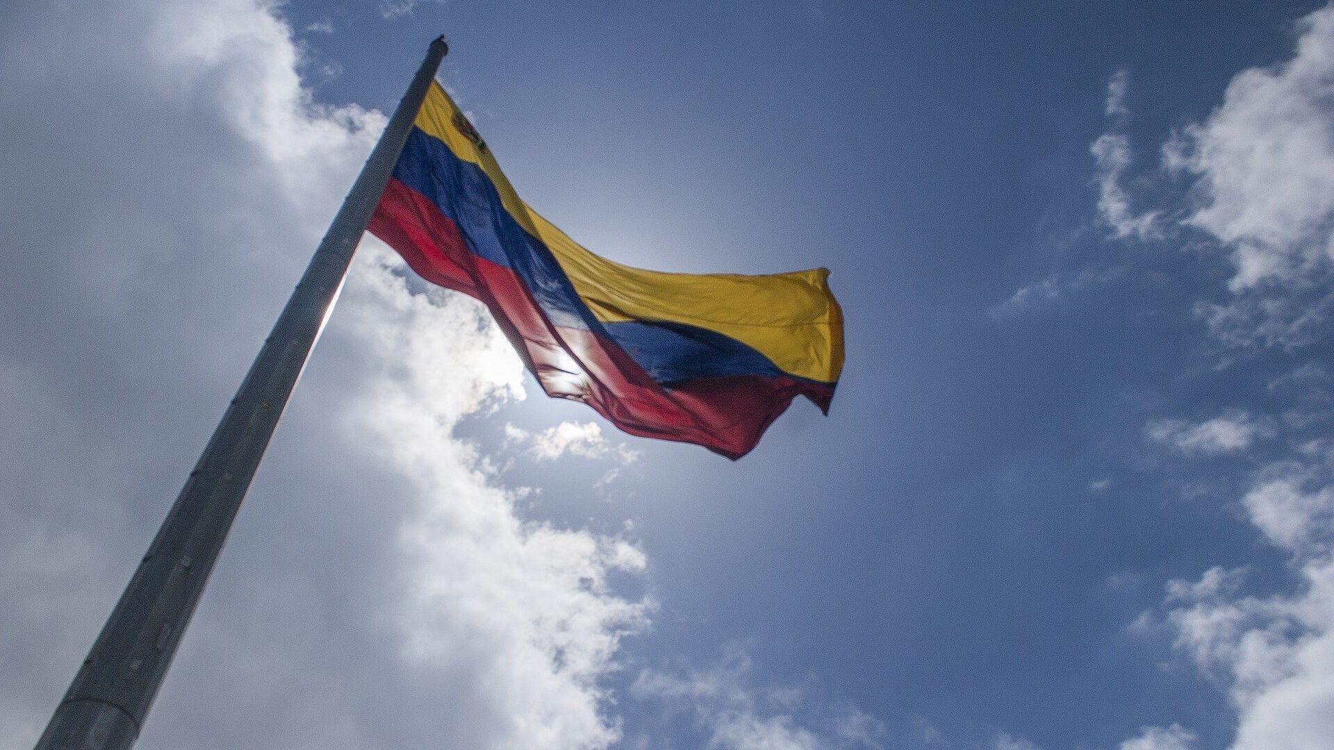 La bandera de Venezuela - Sputnik Mundo, 1920, 30.08.2021
