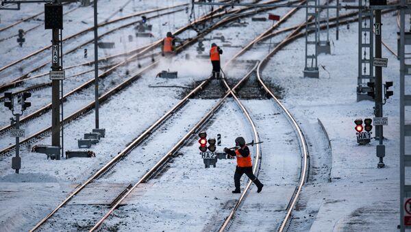 9.600 km de sueños sobre raíles: el Ferrocarril Transiberiano cumple 100 años - Sputnik Mundo