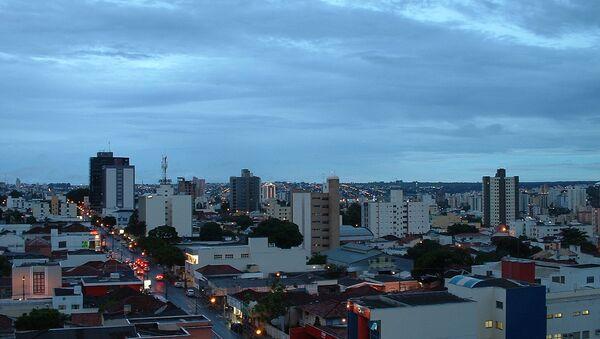 La ciudad en estado Minas Gerais, Brasil - Sputnik Mundo
