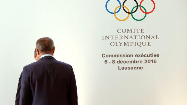 El Comité Olímpico Internacional - Sputnik Mundo