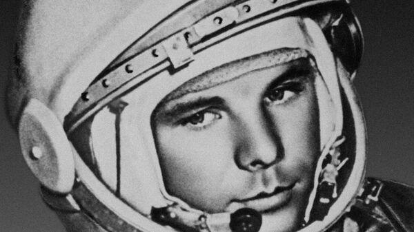 Yuri Gagarin antes de partir al cosmos - Sputnik Mundo