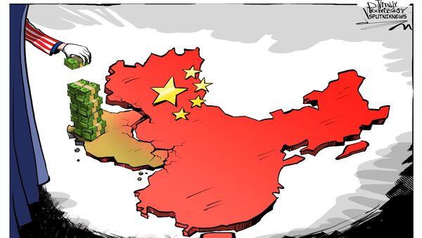 El Tíbet y EEUU - Sputnik Mundo