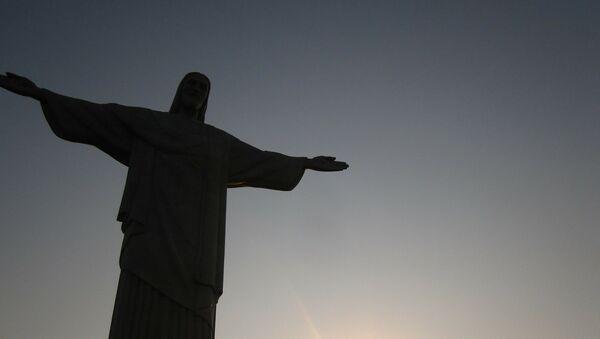 El Cristo Redentor de Río de Janeiro - Sputnik Mundo