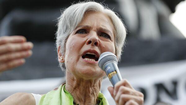 Jill Stein, candidata a la presidencia de EEUU por el Partido Verde en 2012 y 2016 - Sputnik Mundo