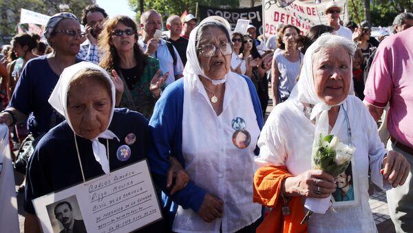 Madres de Plaza de Mayo en Buenos Aires - Sputnik Mundo