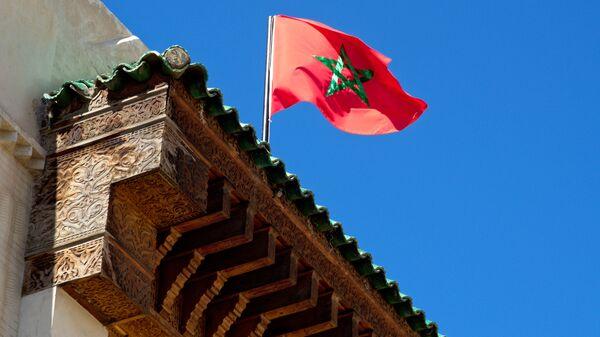 La bandera de Marruecos - Sputnik Mundo