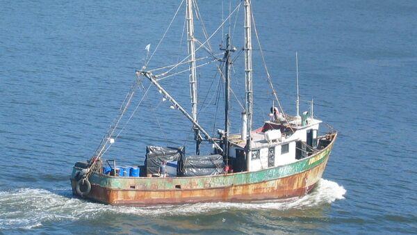 Un barco viejo en Mazatlán - Sputnik Mundo