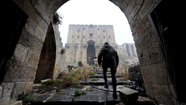 Situación en Alepo, Siria - Sputnik Mundo