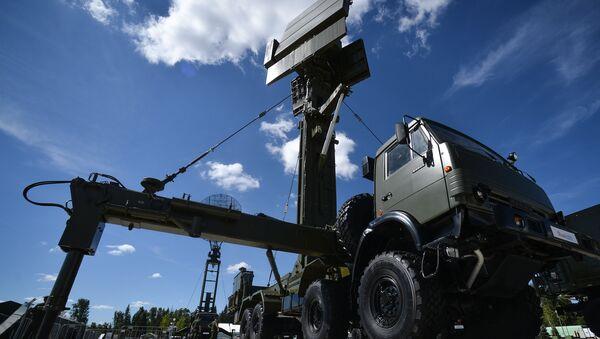Podliot, radar móvil - Sputnik Mundo
