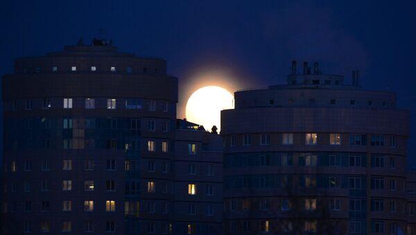 Noche - Sputnik Mundo