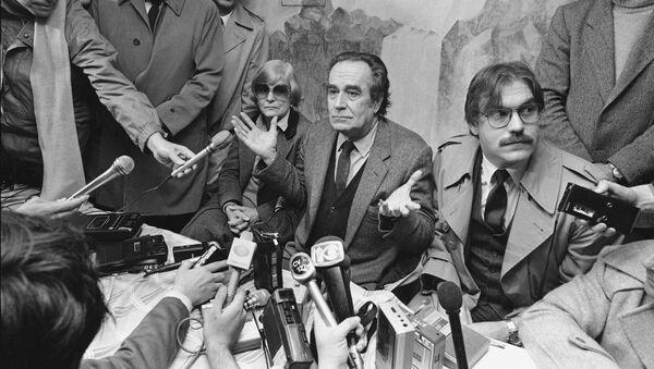 Wilson Ferreira Aldunate, político uruguayo - Sputnik Mundo