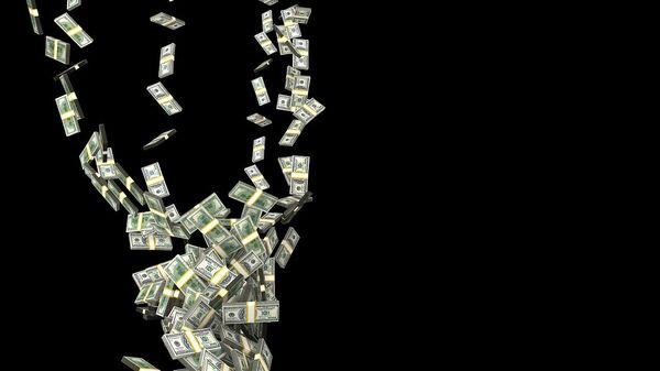 Dólares - Sputnik Mundo