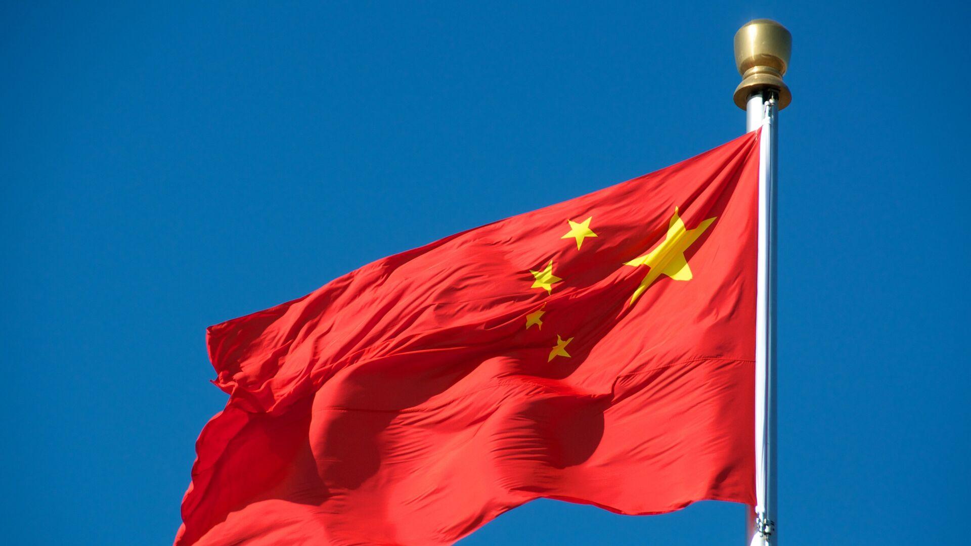 La bandera de China - Sputnik Mundo, 1920, 10.08.2021