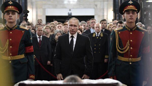 Las fotos más impactantes de la semana - Sputnik Mundo