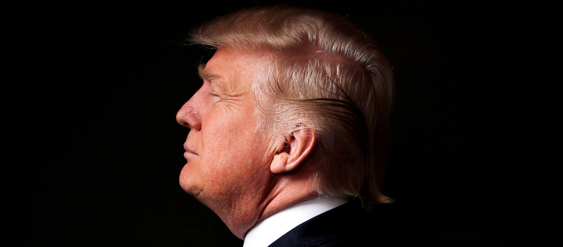 Donald Trump, presidente de EEUU - Sputnik Mundo, 1920, 20.01.2021