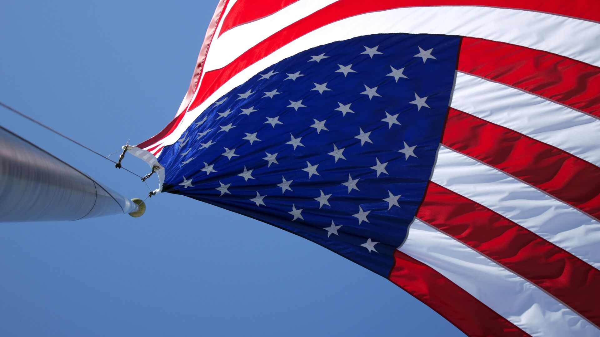 La bandera de EEUU - Sputnik Mundo, 1920, 24.03.2021