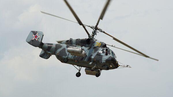 Helicóptero Ka-29 - Sputnik Mundo