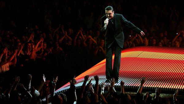George Michael, cantante británico - Sputnik Mundo