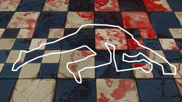 Lugar de un asesinato (imagen referencial) - Sputnik Mundo