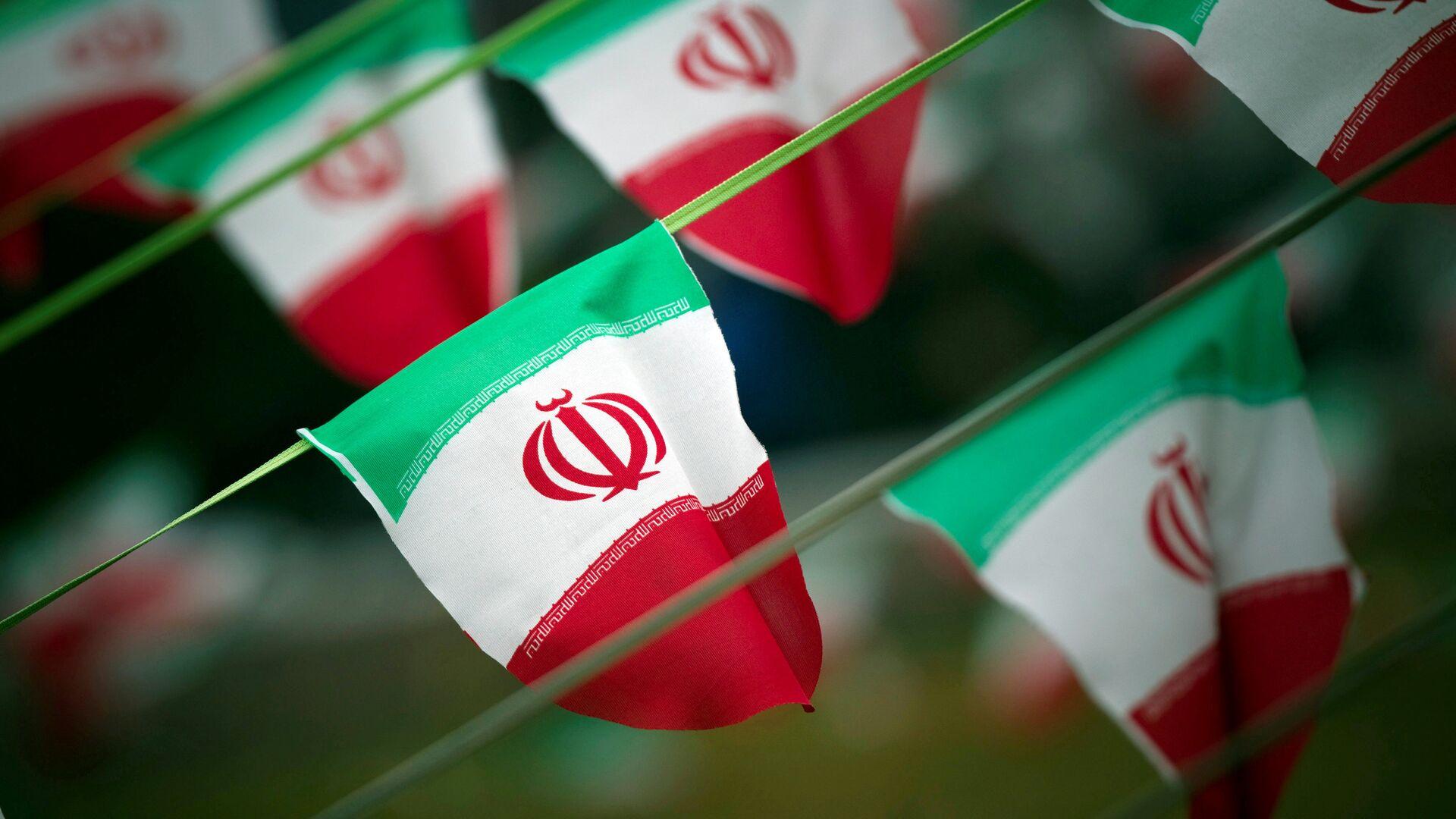 Banderas de Irán - Sputnik Mundo, 1920, 29.03.2021