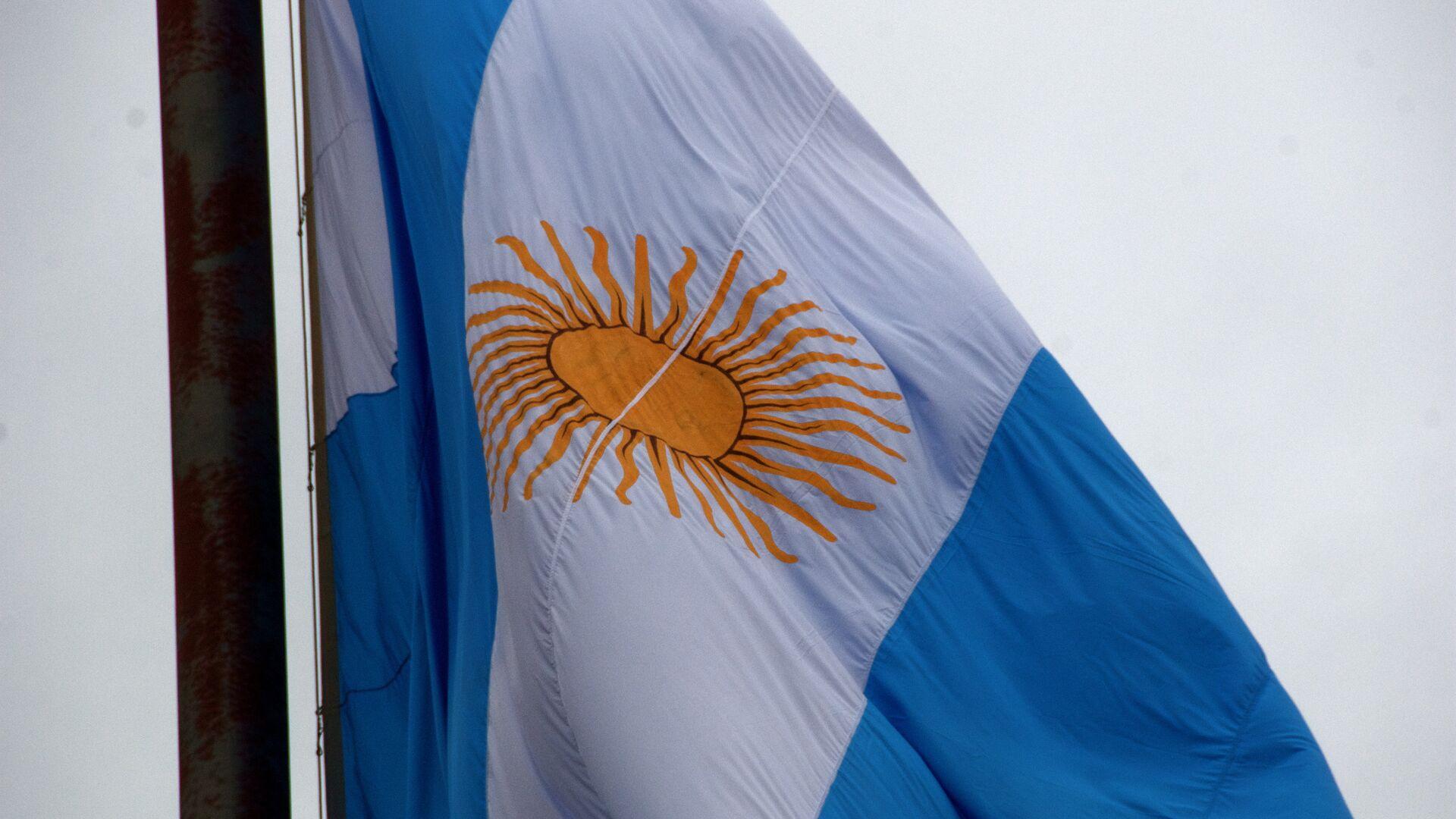 Bandera de Argentina - Sputnik Mundo, 1920, 24.07.2021