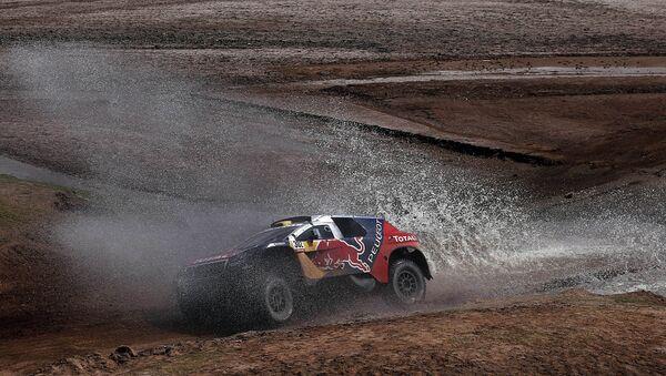 Rally Dakar (archivo) - Sputnik Mundo