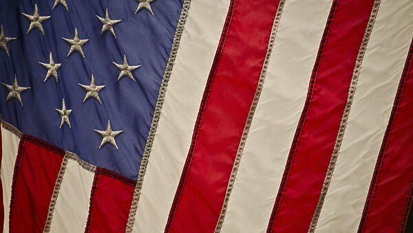 La bandera de EEUU - Sputnik Mundo