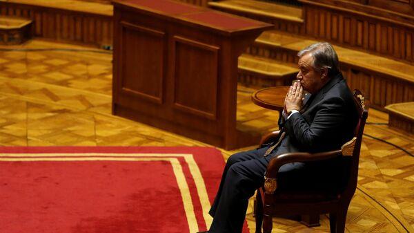 António Guterres, secretario general de la ONU - Sputnik Mundo