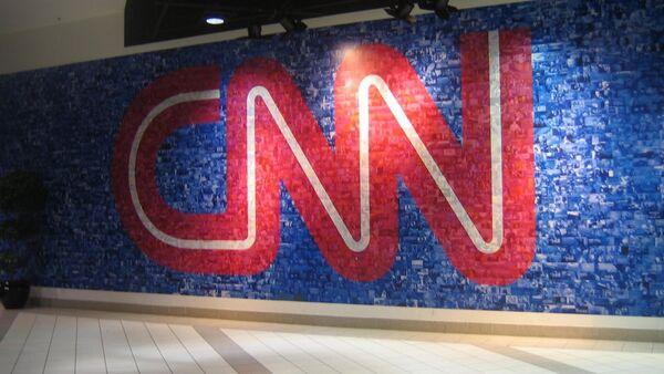 Logo de CNN - Sputnik Mundo