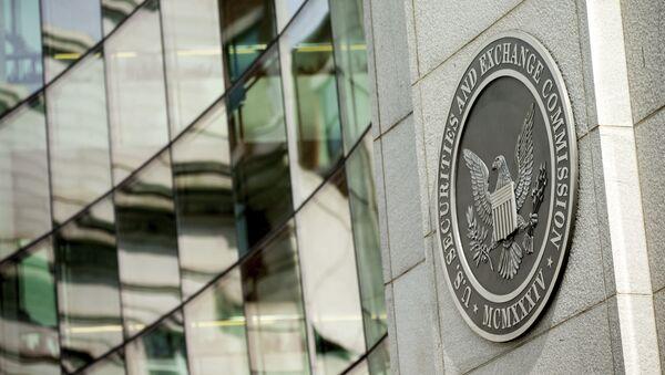 Comisión del Mercado de Valores de EEUU (SEC) - Sputnik Mundo