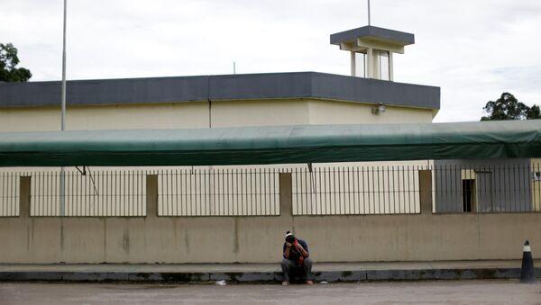 La cárcel Anísio Jobim de Manaos - Sputnik Mundo