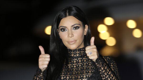 Kim Kardashian (archivo) - Sputnik Mundo