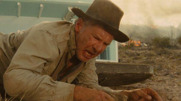 Indiana Jones - Sputnik Mundo