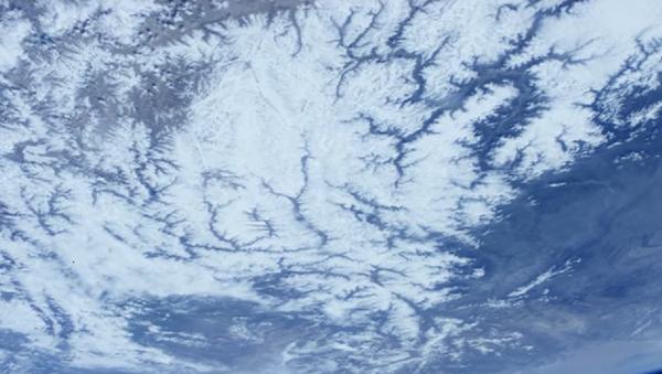 La fascinante Tierra vista con los ojos de un astronauta - Sputnik Mundo