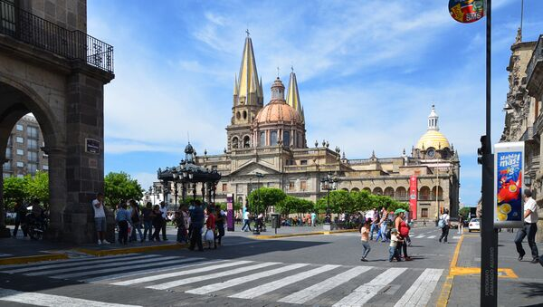 Guadalajara, México - Sputnik Mundo