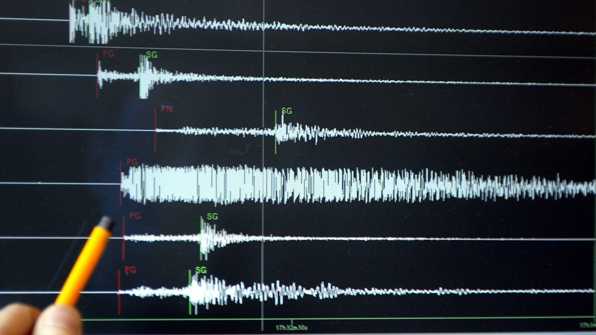 Terremoto (imagen referencial) - Sputnik Mundo, 1920, 23.07.2021