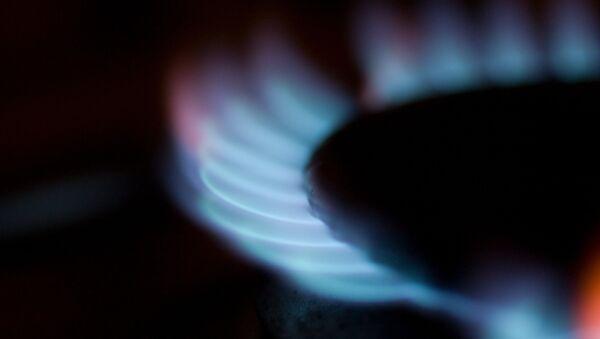 Estufa de gas (archivo) - Sputnik Mundo