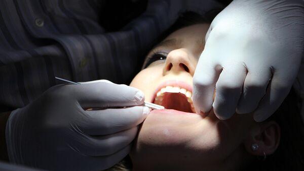 Dentista - Sputnik Mundo