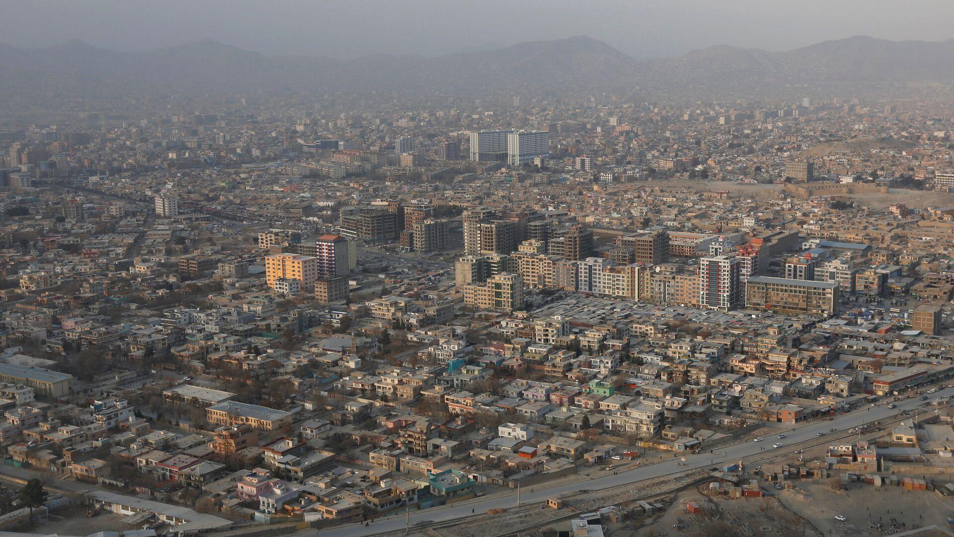 Kabul, la capital de Afganistán  - Sputnik Mundo, 1920, 17.09.2021